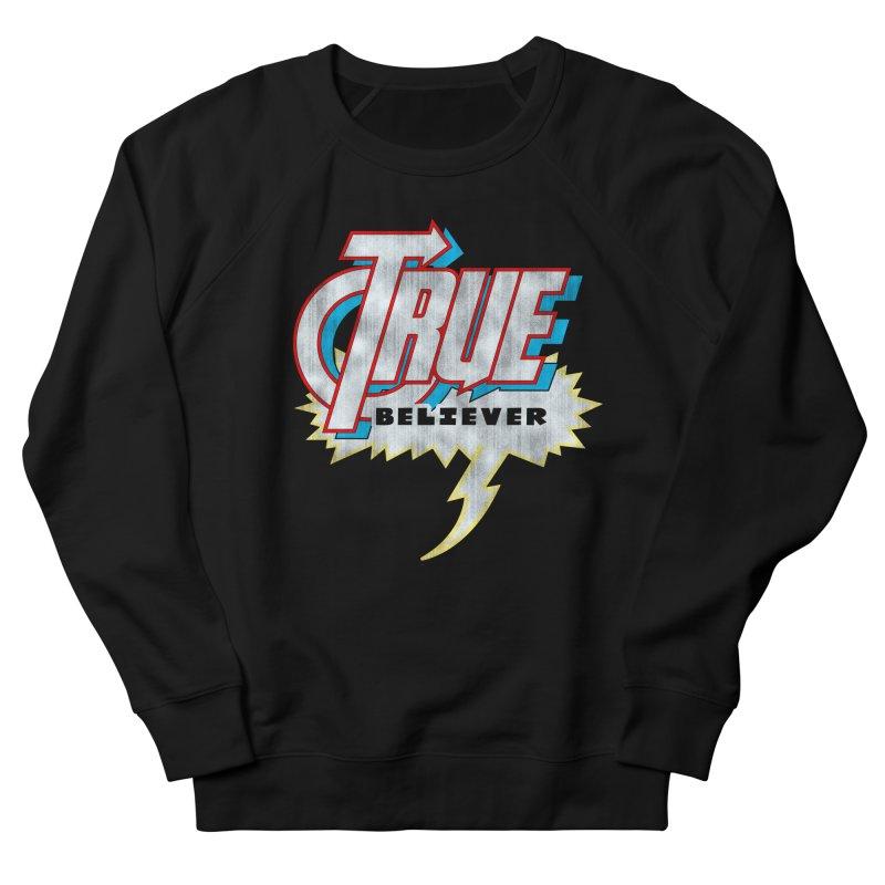 True Believer - Avenged Flavor Men's Sweatshirt by Gamma Bomb - A Celebration of Imagination