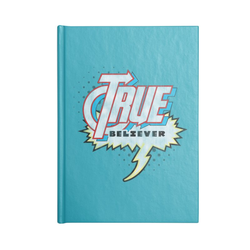 True Believer - Avenged Flavor Accessories Notebook by Gamma Bomb - A Celebration of Imagination