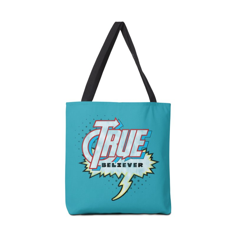 True Believer - Avenged Flavor Accessories Tote Bag Bag by Gamma Bomb - Explosively Mutating Your Look