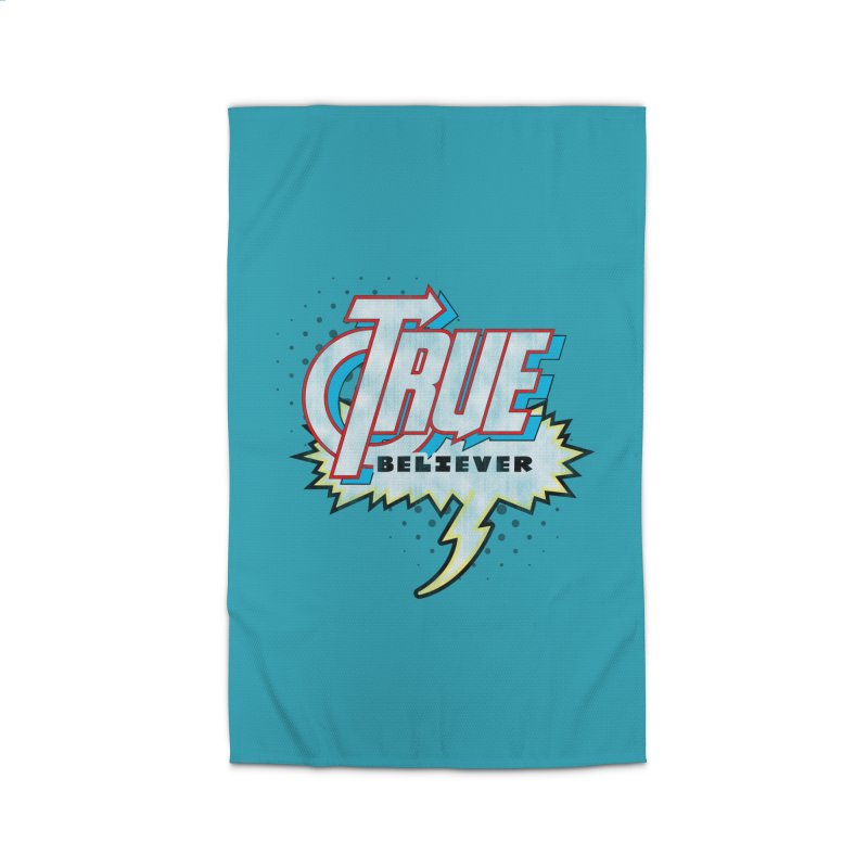 True Believer - Avenged Flavor Home Rug by Gamma Bomb - A Celebration of Imagination