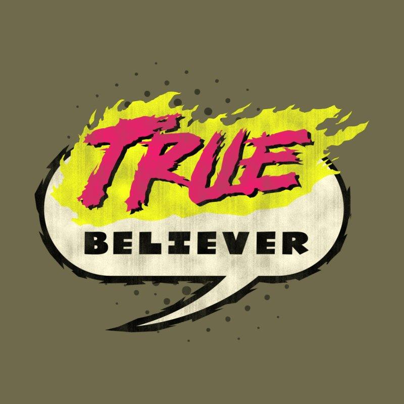 True Believer - Vengeance Flavor by Gamma Bomb - Explosively Mutating Your Look