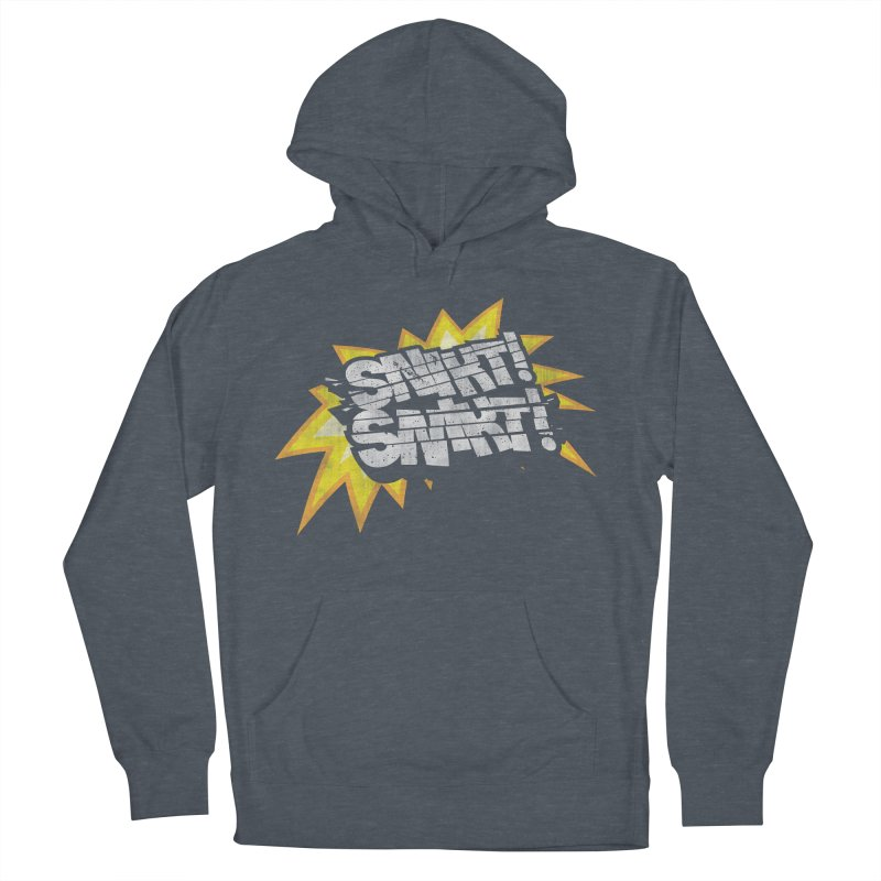 Best There Is Women's French Terry Pullover Hoody by Gamma Bomb - Explosively Mutating Your Look
