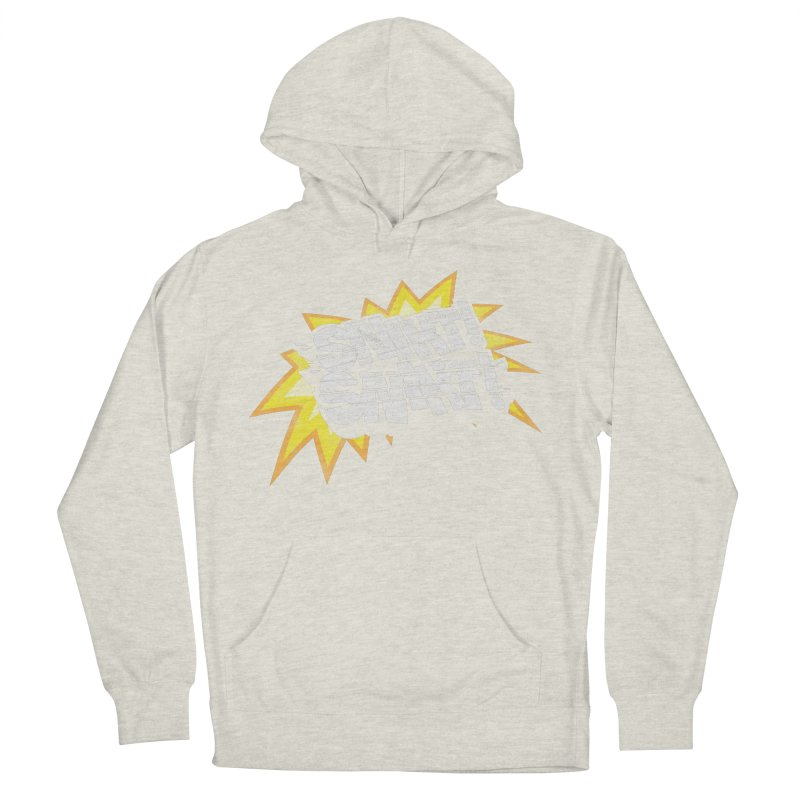 Best There Is Women's French Terry Pullover Hoody by Gamma Bomb - A Celebration of Imagination