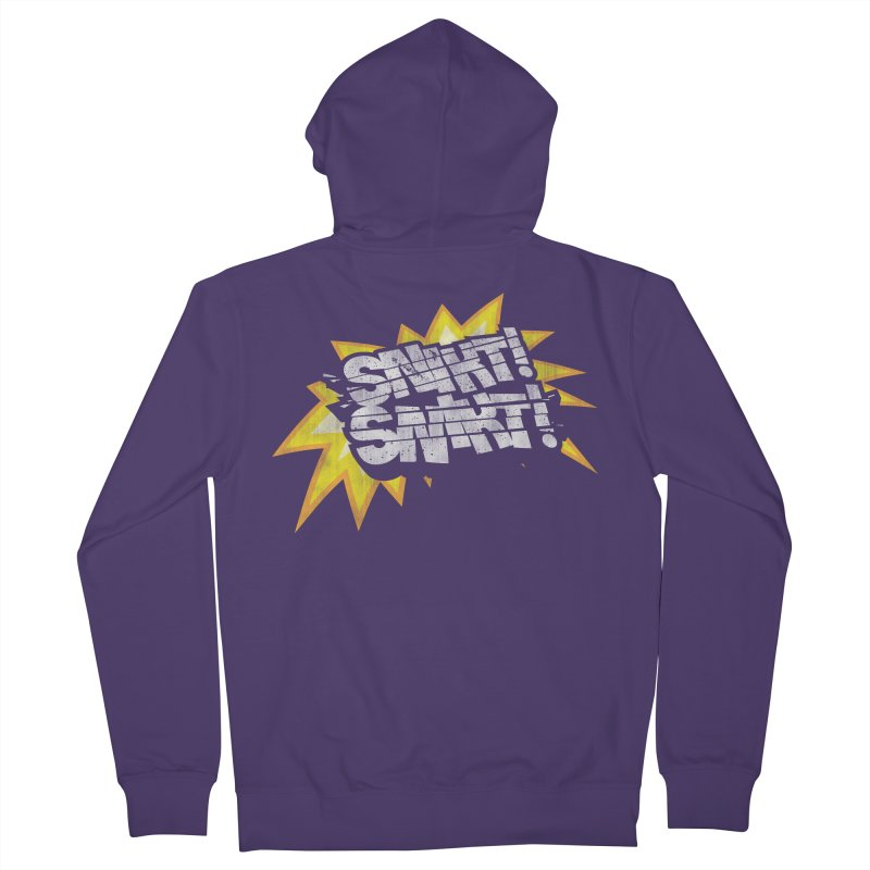 Best There Is Women's French Terry Zip-Up Hoody by Gamma Bomb - Explosively Mutating Your Look