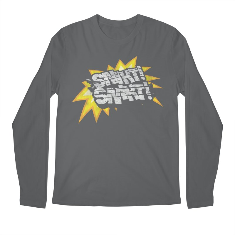 Best There Is Men's Regular Longsleeve T-Shirt by Gamma Bomb - Explosively Mutating Your Look