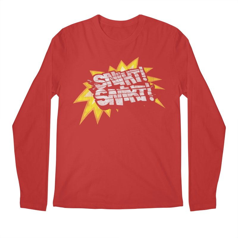 Best There Is Men's Regular Longsleeve T-Shirt by Gamma Bomb - A Celebration of Imagination