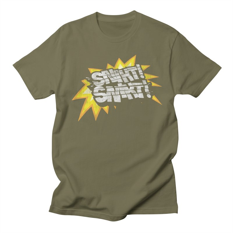 Best There Is Men's Regular T-Shirt by Gamma Bomb - A Celebration of Imagination