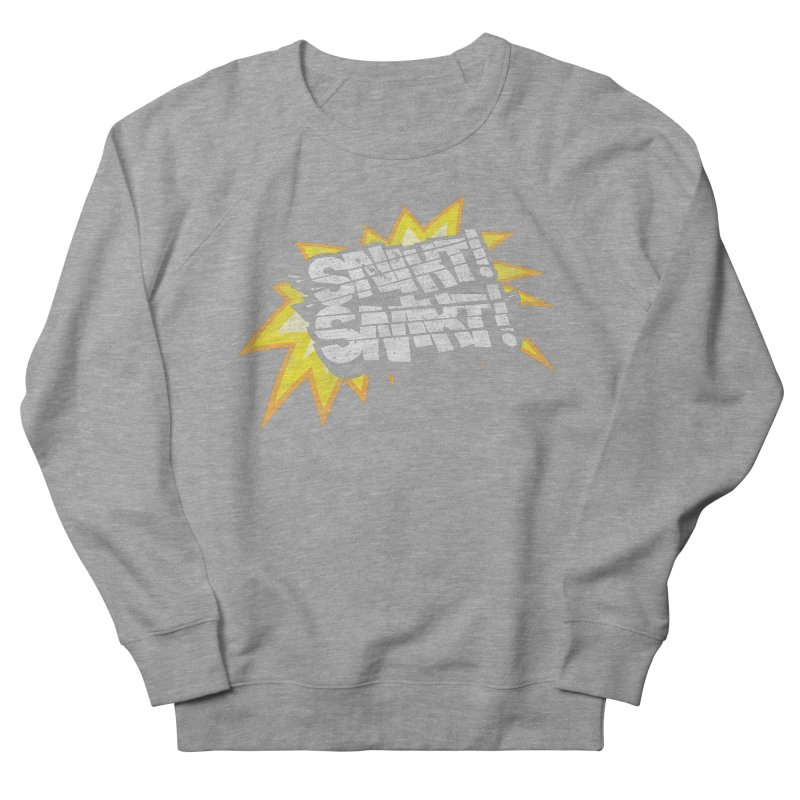 Best There Is Women's French Terry Sweatshirt by Gamma Bomb - Explosively Mutating Your Look
