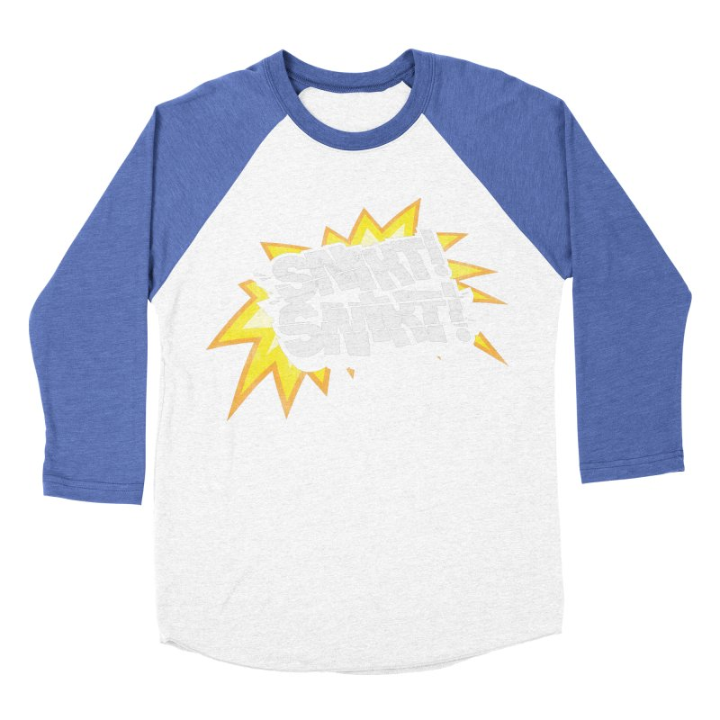 Best There Is Men's Baseball Triblend Longsleeve T-Shirt by Gamma Bomb - A Celebration of Imagination