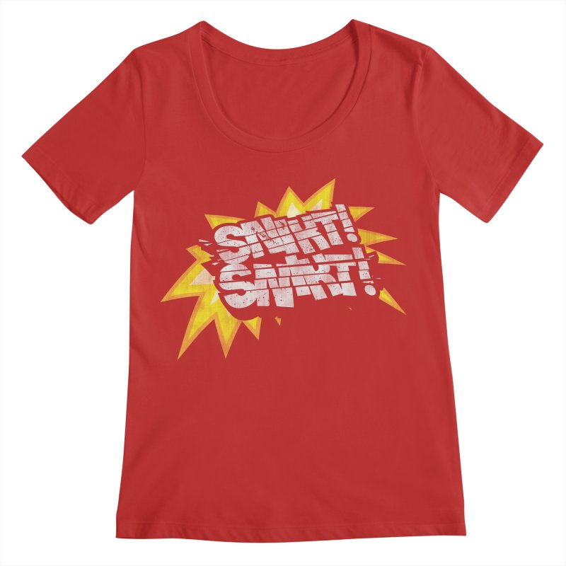 Best There Is Women's Regular Scoop Neck by Gamma Bomb - Explosively Mutating Your Look