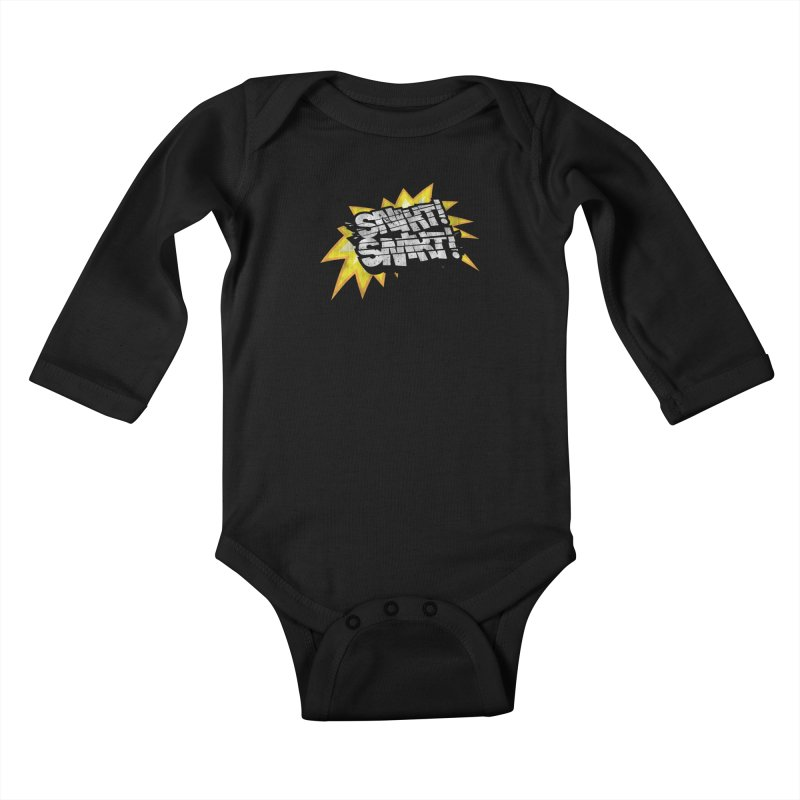 Best There Is Kids Baby Longsleeve Bodysuit by Gamma Bomb - Explosively Mutating Your Look