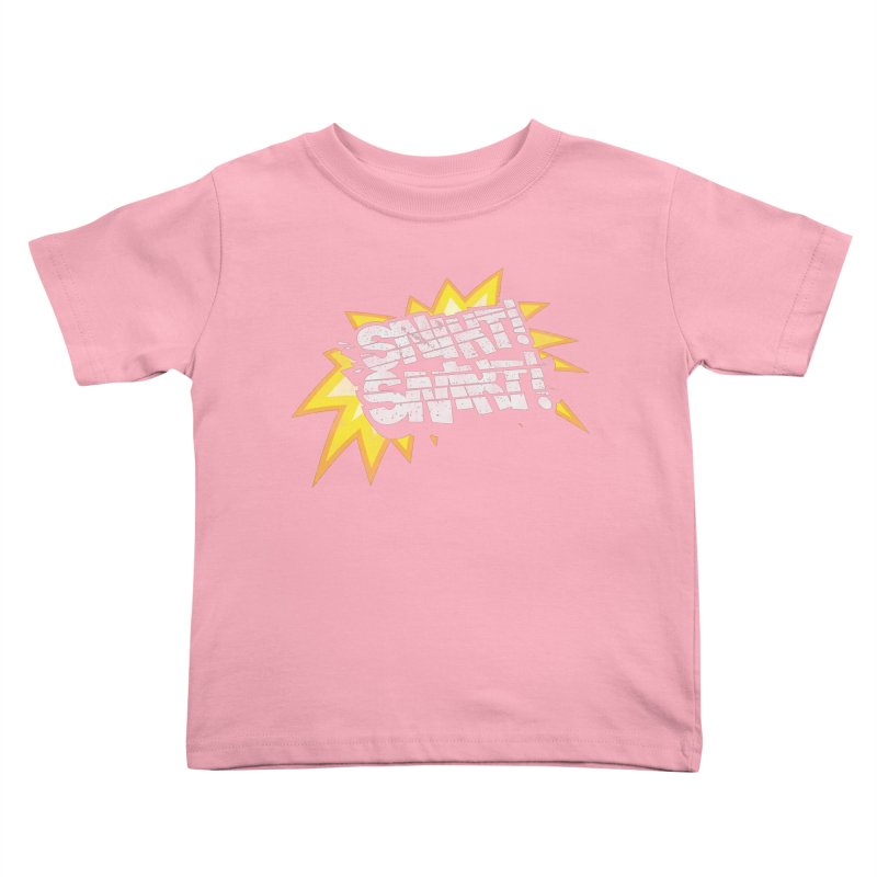 Best There Is Kids Toddler T-Shirt by Gamma Bomb - A Celebration of Imagination