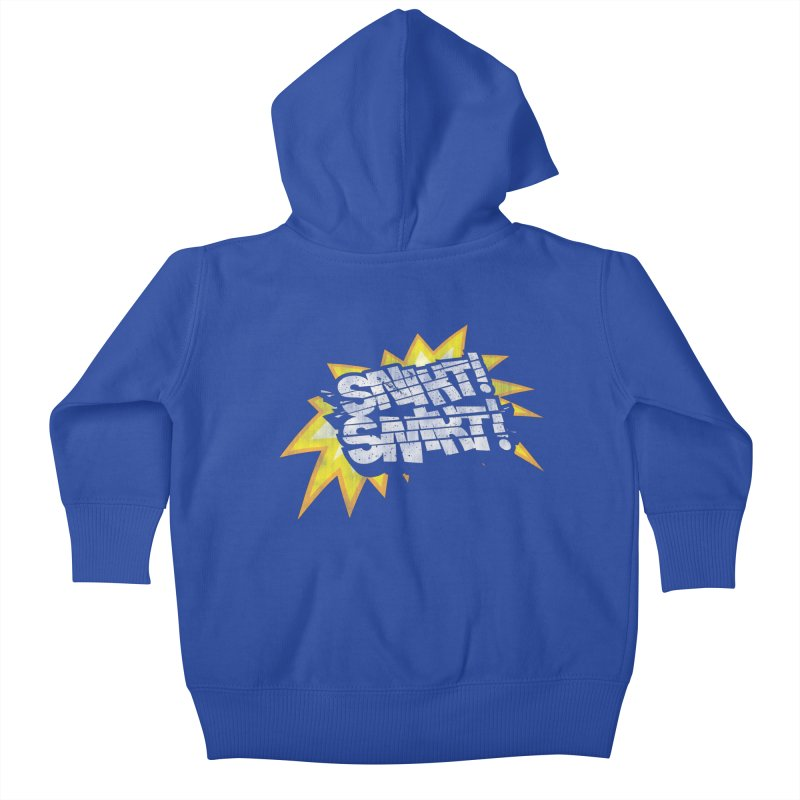 Best There Is Kids Baby Zip-Up Hoody by Gamma Bomb - A Celebration of Imagination