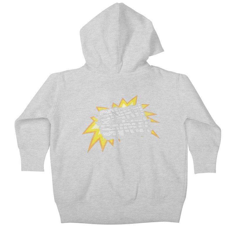 Best There Is Kids Baby Zip-Up Hoody by Gamma Bomb - Explosively Mutating Your Look
