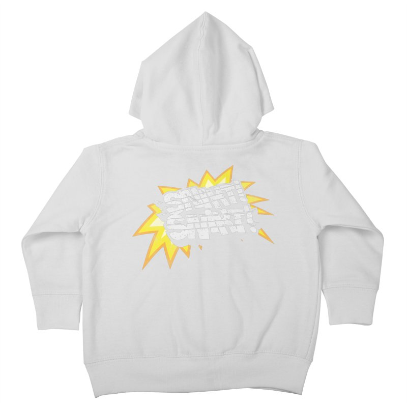 Best There Is Kids Toddler Zip-Up Hoody by Gamma Bomb - A Celebration of Imagination