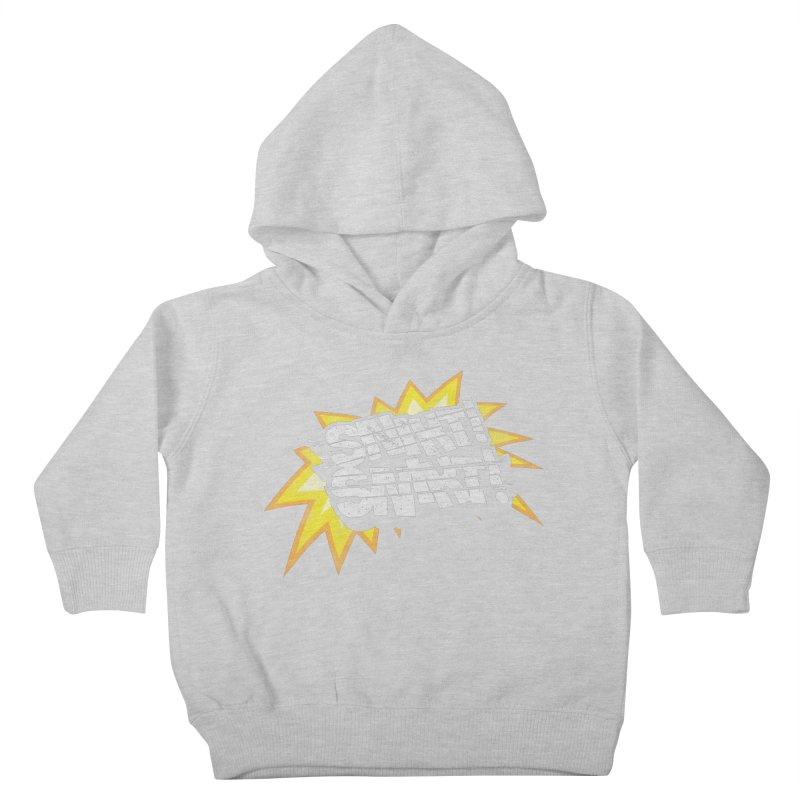 Best There Is Kids Toddler Pullover Hoody by Gamma Bomb - A Celebration of Imagination