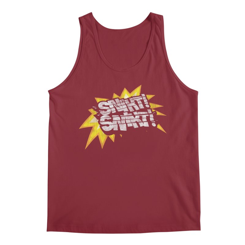 Best There Is Men's Regular Tank by Gamma Bomb - Explosively Mutating Your Look