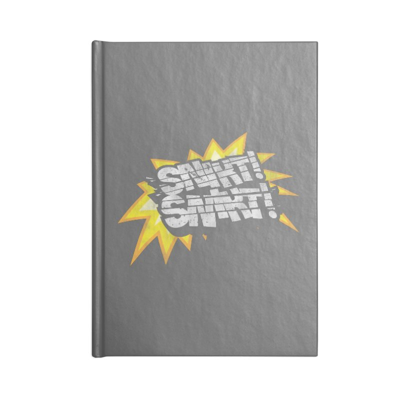 Best There Is Accessories Notebook by Gamma Bomb - A Celebration of Imagination