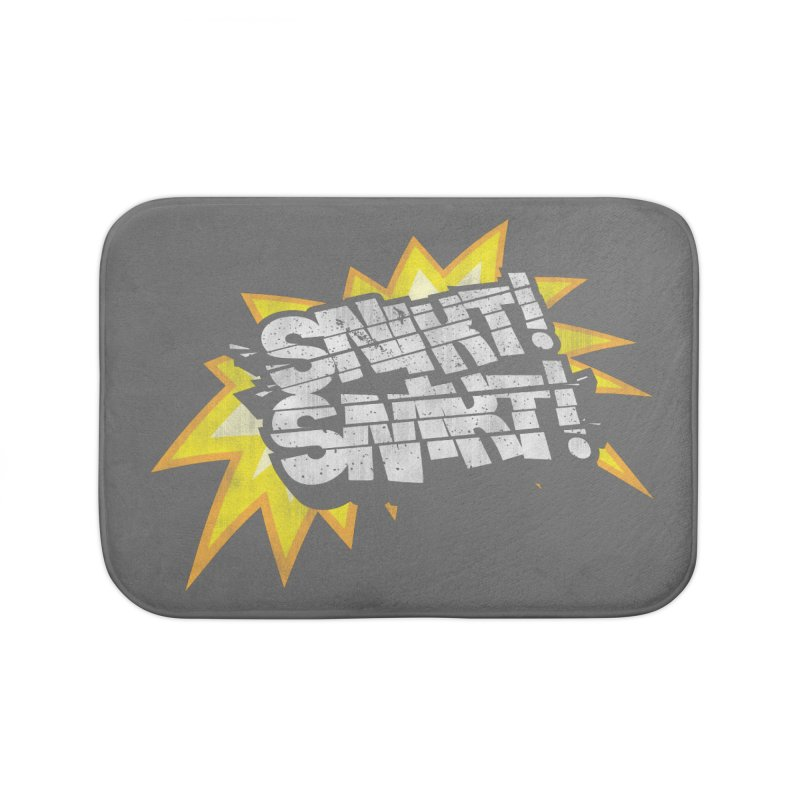 Best There Is Home Bath Mat by Gamma Bomb - Explosively Mutating Your Look