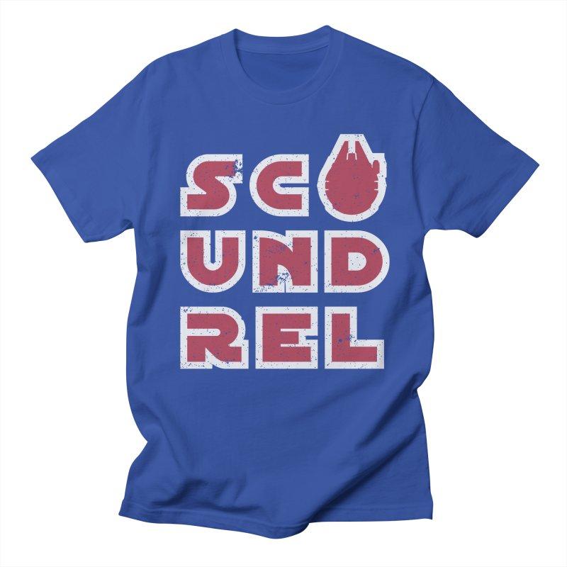 Scoundrel - Red Flavor Men's Regular T-Shirt by Gamma Bomb - Explosively Mutating Your Look