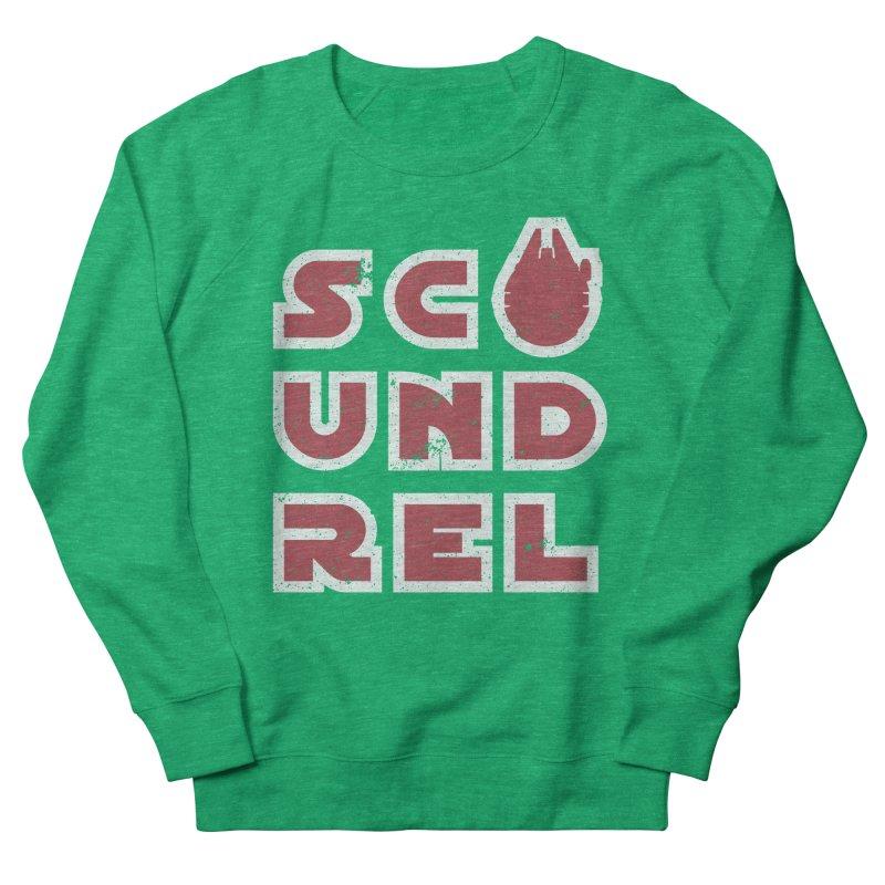 Scoundrel - Red Flavor Women's Sweatshirt by Gamma Bomb - Explosively Mutating Your Look