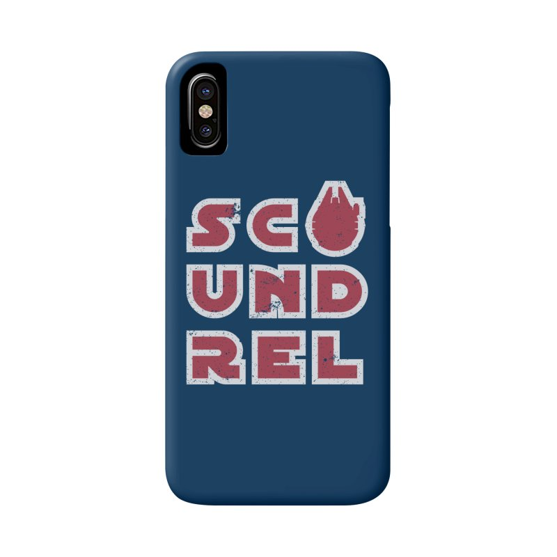 Scoundrel - Red Flavor Accessories Phone Case by Gamma Bomb - A Celebration of Imagination
