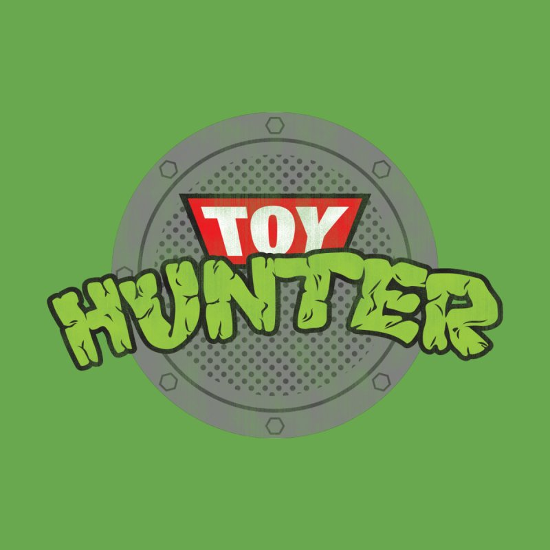 Toy Hunter - Turtle Flavor by Gamma Bomb - Explosively Mutating Your Look