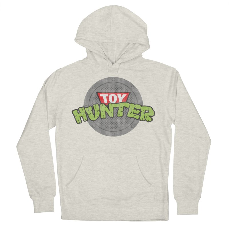 Toy Hunter - Turtle Flavor Women's French Terry Pullover Hoody by Gamma Bomb - A Celebration of Imagination
