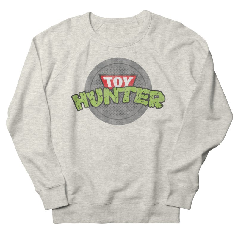 Toy Hunter - Turtle Flavor Women's French Terry Sweatshirt by Gamma Bomb - A Celebration of Imagination