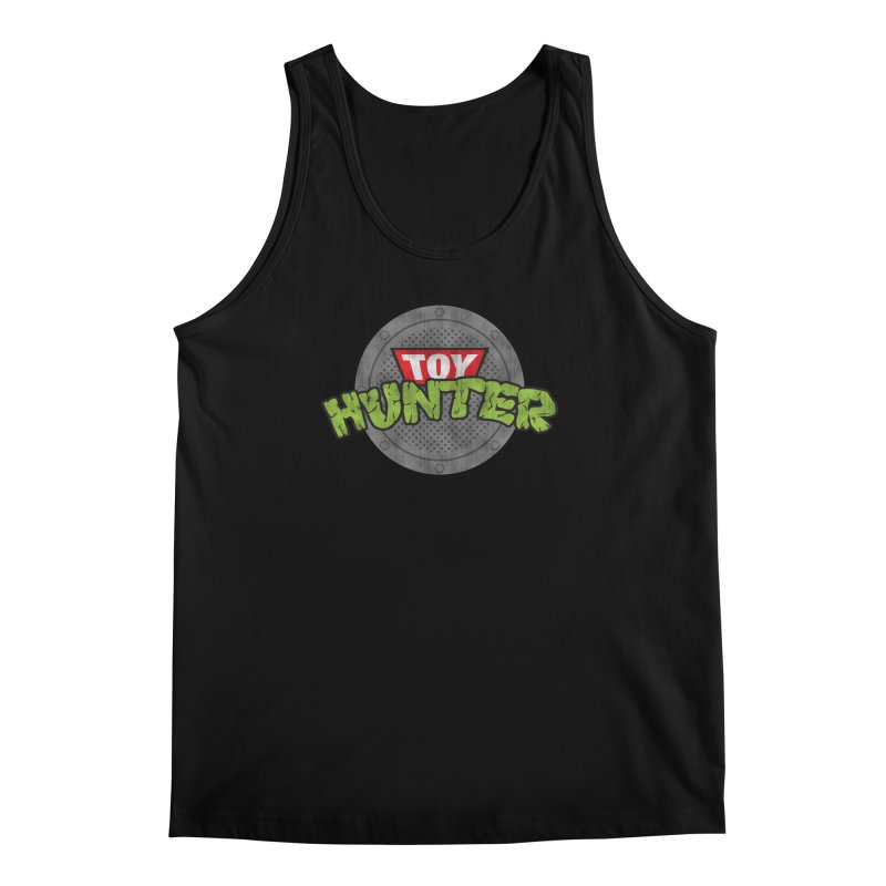 Toy Hunter - Turtle Flavor Men's Regular Tank by Gamma Bomb - A Celebration of Imagination
