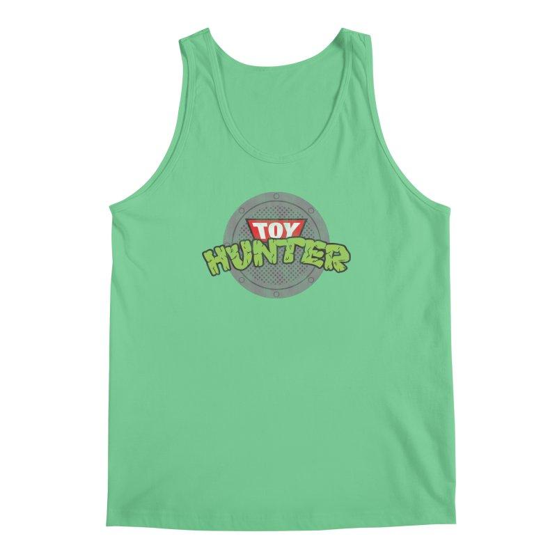Toy Hunter - Turtle Flavor Men's Regular Tank by Gamma Bomb - Explosively Mutating Your Look