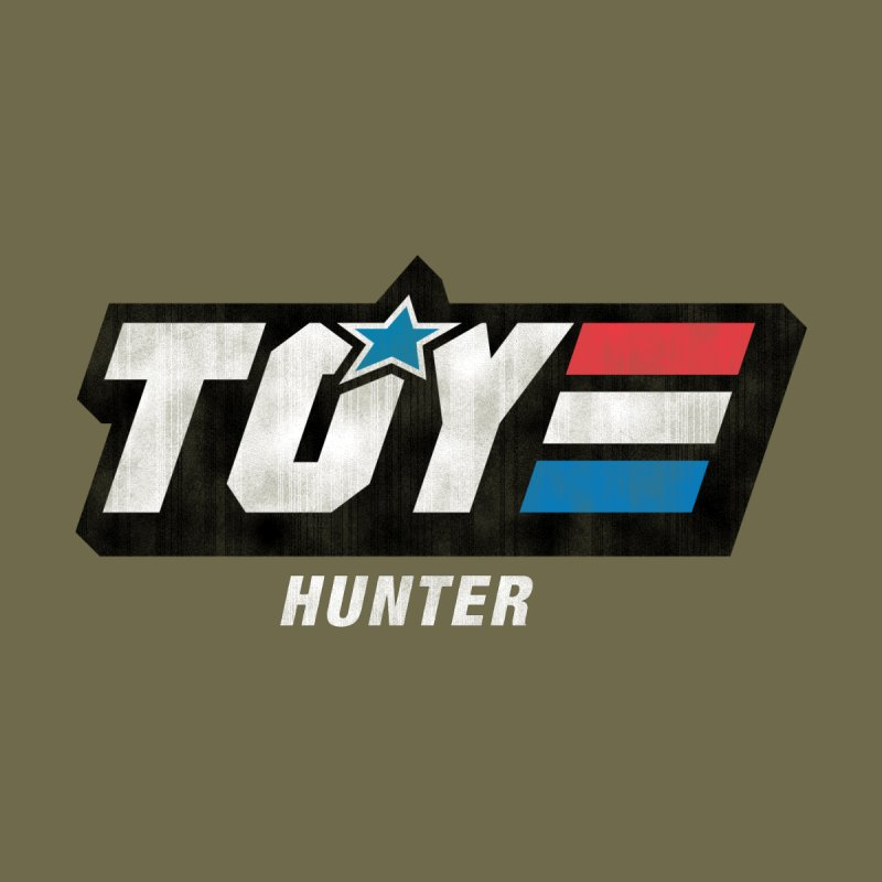 Toy Hunter - Joe Flavor Women's Scoop Neck by Gamma Bomb - Explosively Mutating Your Look