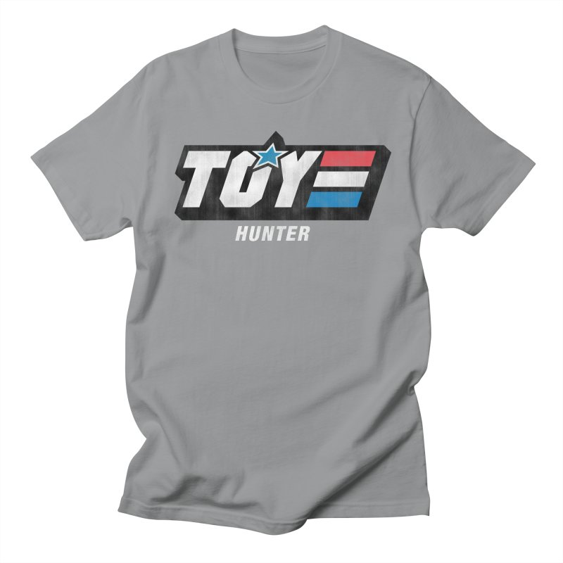 Toy Hunter - Joe Flavor Women's Regular Unisex T-Shirt by Gamma Bomb - Explosively Mutating Your Look