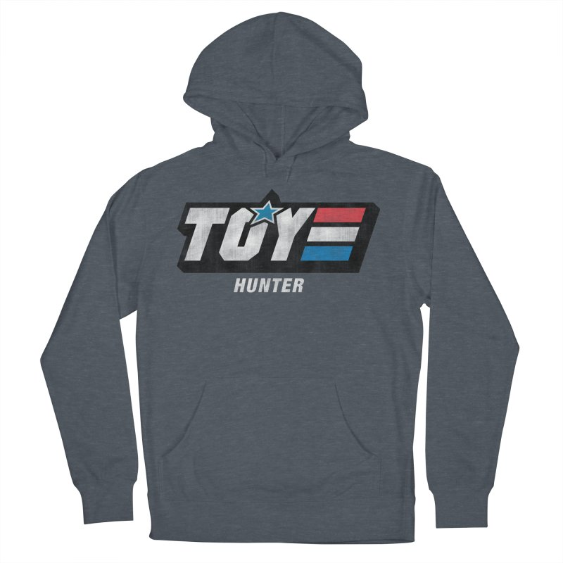 Toy Hunter - Joe Flavor Women's French Terry Pullover Hoody by Gamma Bomb - Explosively Mutating Your Look