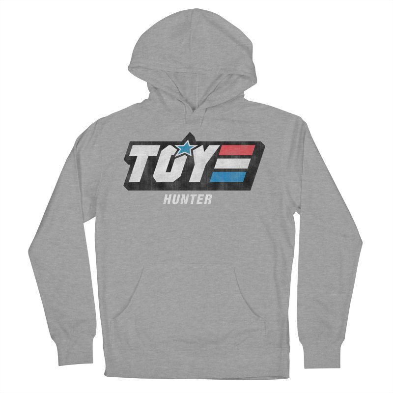 Toy Hunter - Joe Flavor Women's French Terry Pullover Hoody by Gamma Bomb - A Celebration of Imagination