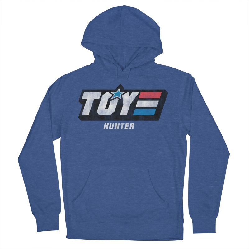 Toy Hunter - Joe Flavor Men's French Terry Pullover Hoody by Gamma Bomb - Explosively Mutating Your Look