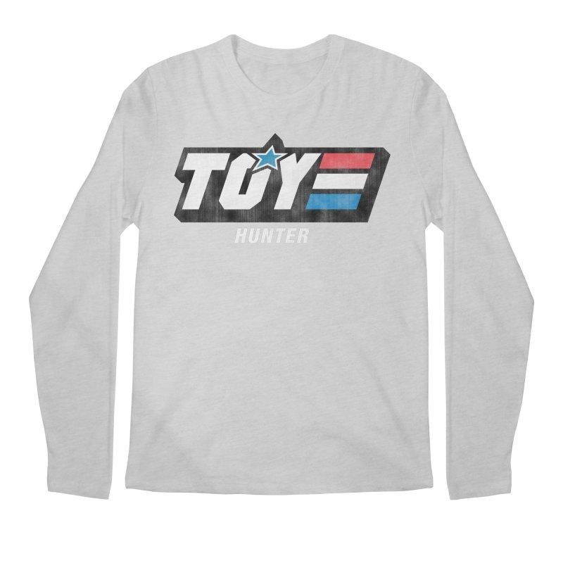 Toy Hunter - Joe Flavor Men's Regular Longsleeve T-Shirt by Gamma Bomb - Explosively Mutating Your Look