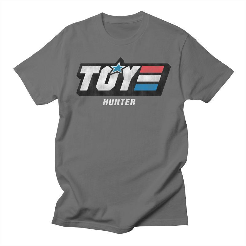 Toy Hunter - Joe Flavor Men's T-Shirt by Gamma Bomb - Explosively Mutating Your Look