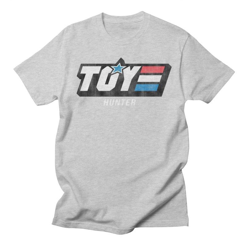 Toy Hunter - Joe Flavor Men's Regular T-Shirt by Gamma Bomb - A Celebration of Imagination