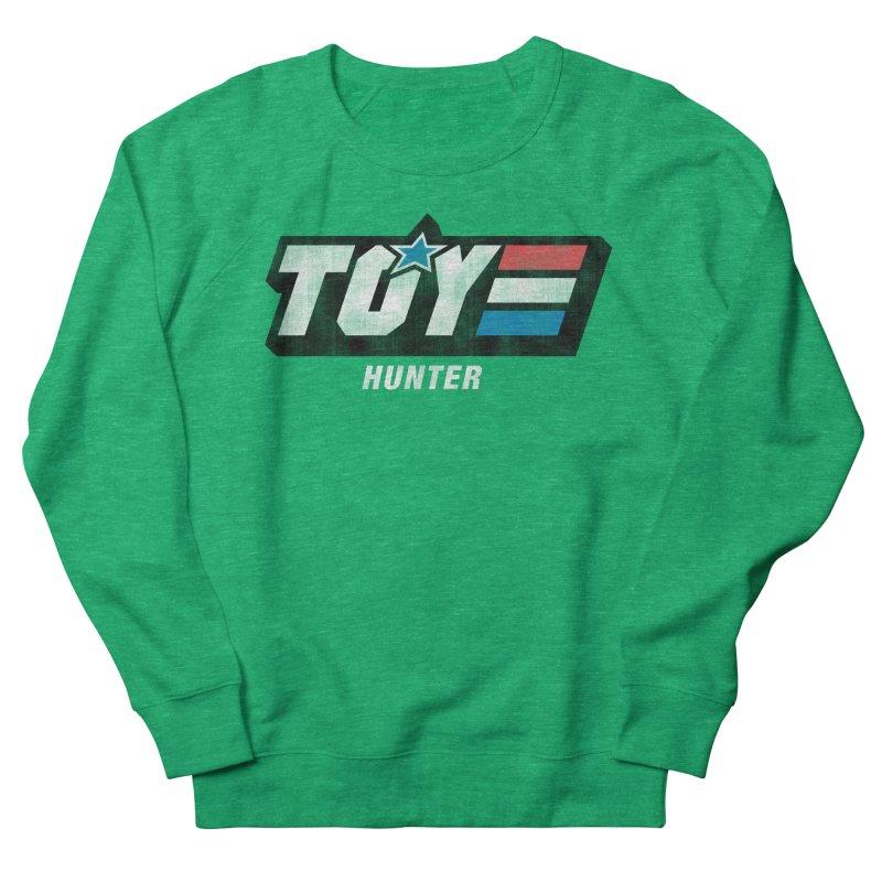 Toy Hunter - Joe Flavor Women's Sweatshirt by Gamma Bomb - Explosively Mutating Your Look
