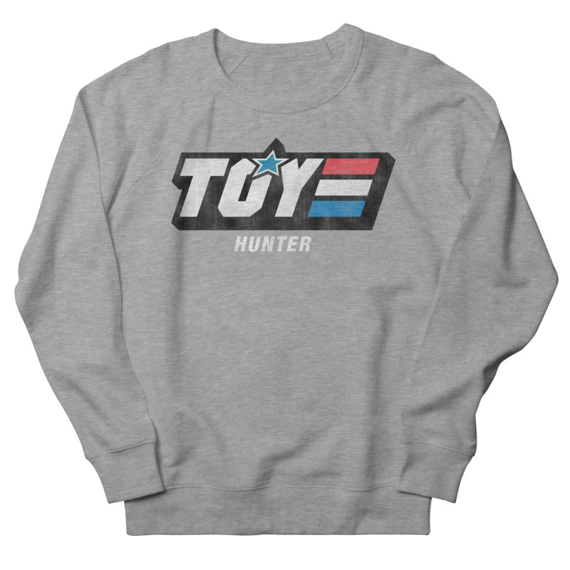 Toy Hunter - Joe Flavor Men's French Terry Sweatshirt by Gamma Bomb - Explosively Mutating Your Look