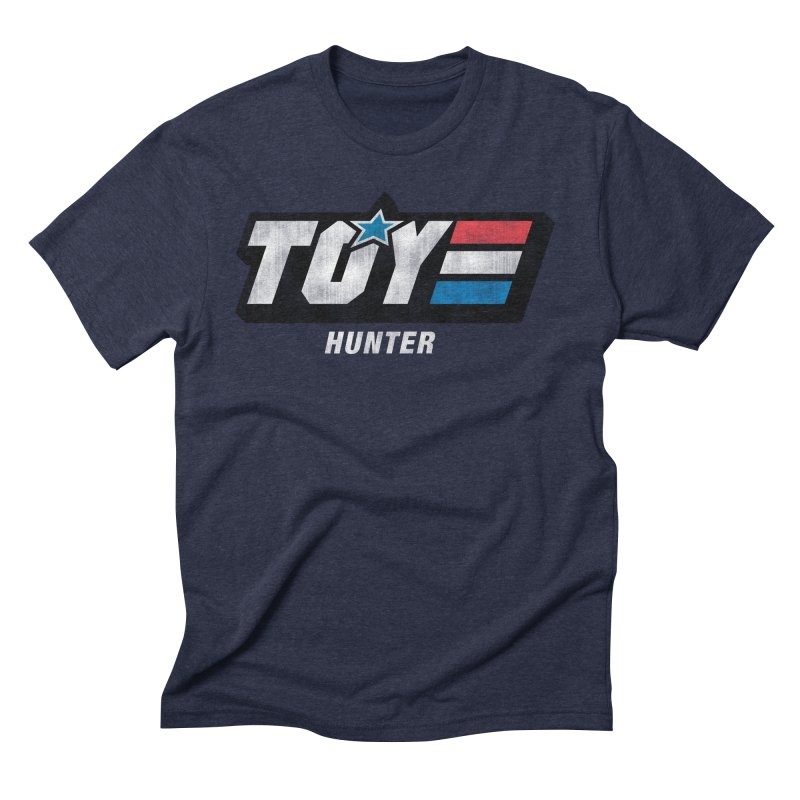 Toy Hunter - Joe Flavor Men's Triblend T-Shirt by Gamma Bomb - A Celebration of Imagination