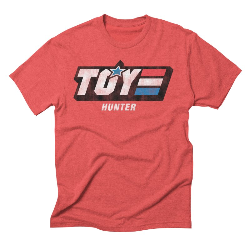 Toy Hunter - Joe Flavor Men's Triblend T-Shirt by Gamma Bomb - Explosively Mutating Your Look