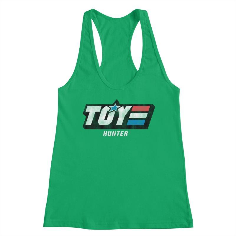 Toy Hunter - Joe Flavor Women's Tank by Gamma Bomb - Explosively Mutating Your Look