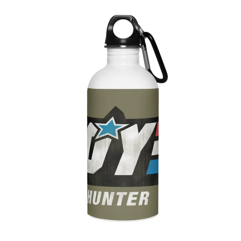 Toy Hunter - Joe Flavor Accessories Water Bottle by Gamma Bomb - Explosively Mutating Your Look