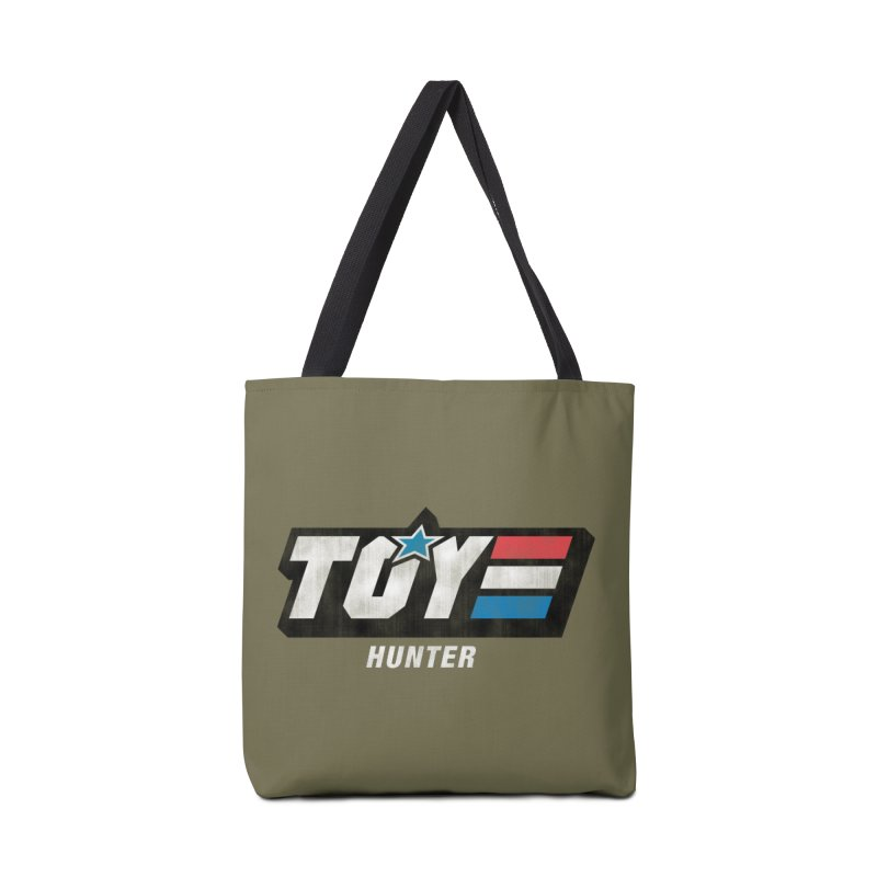 Toy Hunter - Joe Flavor Accessories Bag by Gamma Bomb - A Celebration of Imagination