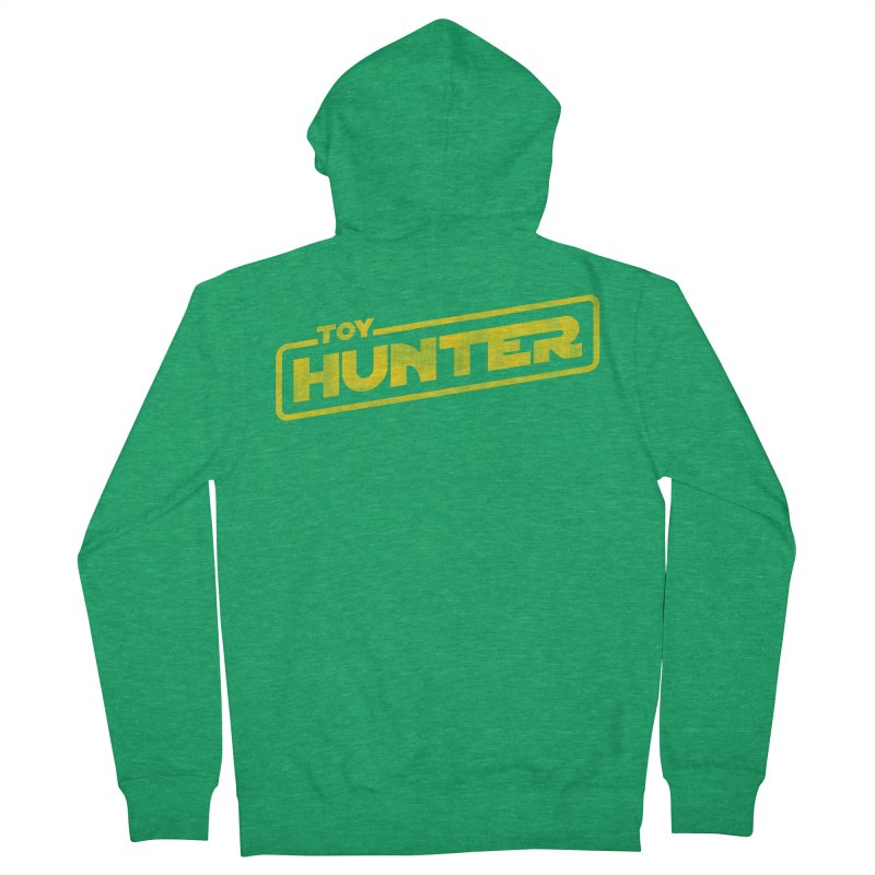 Toy Hunter - Force Flavor Men's Zip-Up Hoody by Gamma Bomb - Explosively Mutating Your Look