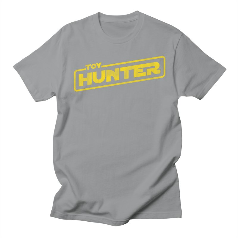 Toy Hunter - Force Flavor Women's Regular Unisex T-Shirt by Gamma Bomb - Explosively Mutating Your Look