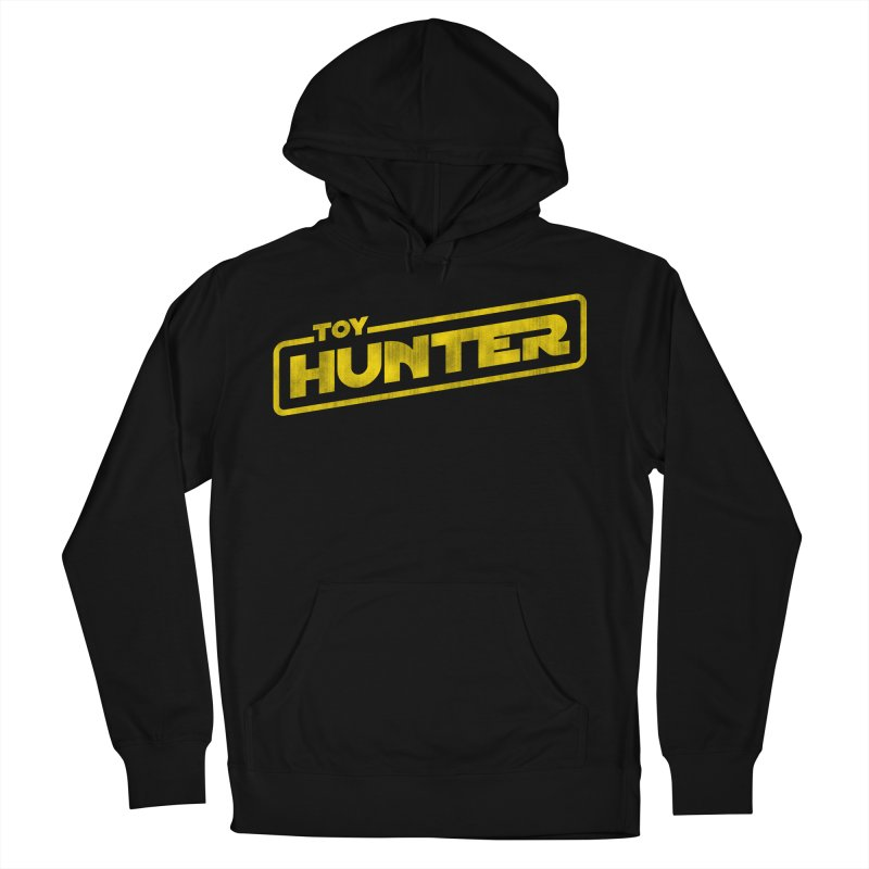 Toy Hunter - Force Flavor Women's French Terry Pullover Hoody by Gamma Bomb - A Celebration of Imagination