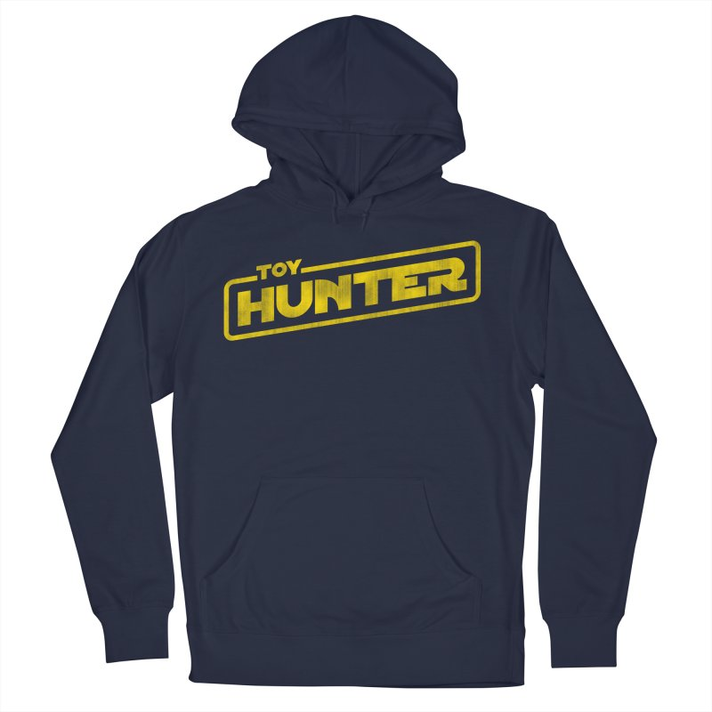 Toy Hunter - Force Flavor Men's French Terry Pullover Hoody by Gamma Bomb - Explosively Mutating Your Look
